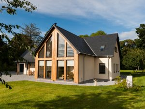 Luxury House Builders Moray Excel Scotland